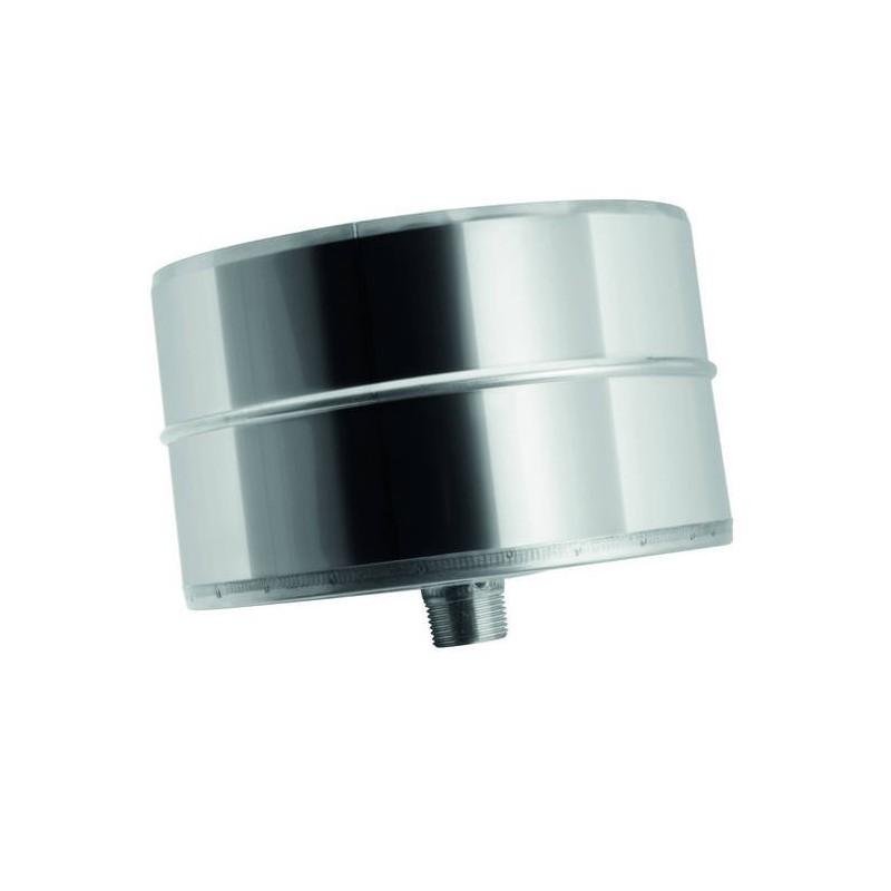 """3/4"""" flue pipe condensation drain"""