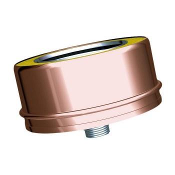 Drenaje de cobre tapa a prueba de condensación