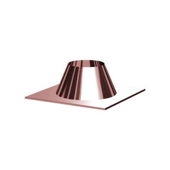 Weathering strip rods Copper Chimney plan