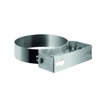 Flue pipe wall bracket