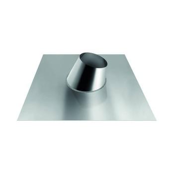 Faldale inclinato cono AISI 304 2B piastra alluminio
