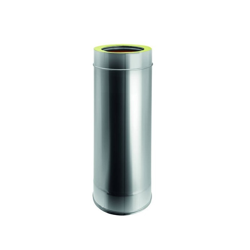 H. TOT.250 mm flue pipe component 250 mm pipe