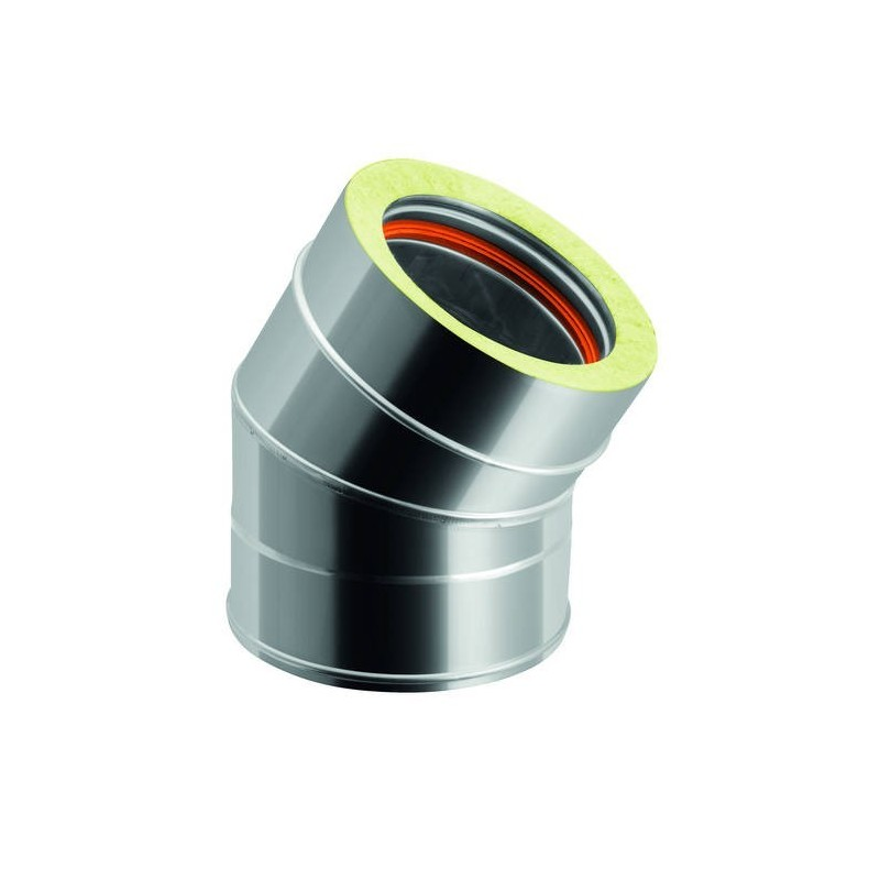 Flue pipe bend 30°