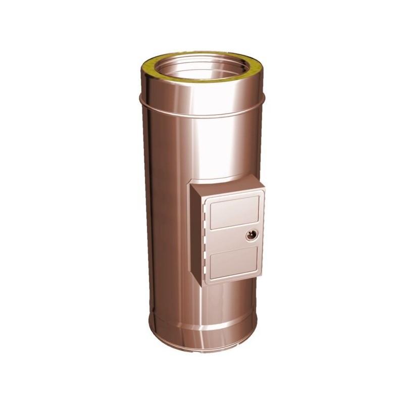 Element with door Copper inspection