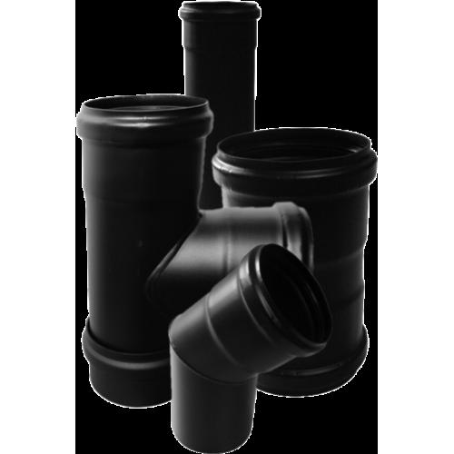 Flue pipes for pellet-burning stoves