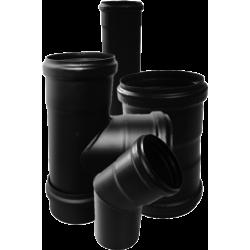 Conductos de humos para estufas de pellets