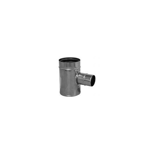 Joint for twin wall stainless steel flue pipes AIR