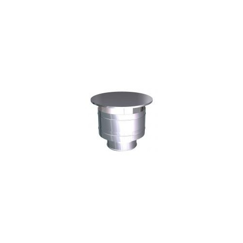 Twin wall Aria cowls flue pipes - QBasic