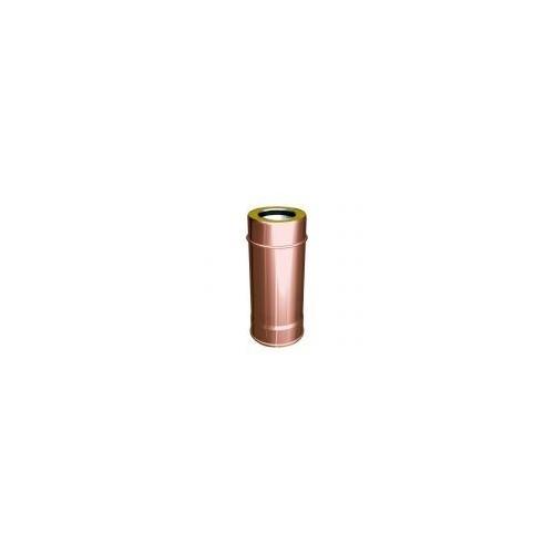 Elementos lineales para conductos de humos de doble pared de cobre - QBasic