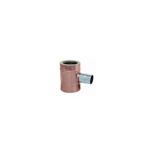 Racores para conductos de humos de doble pared de cobre - QBasic