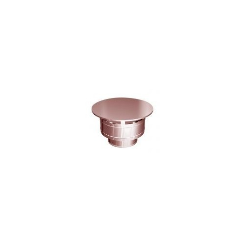 Twin wall copper cowls flue pipes - QBasic