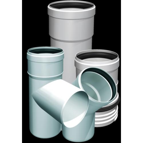 Conduits de cheminée plastique