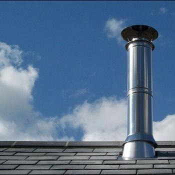 Accessories for flue pipes