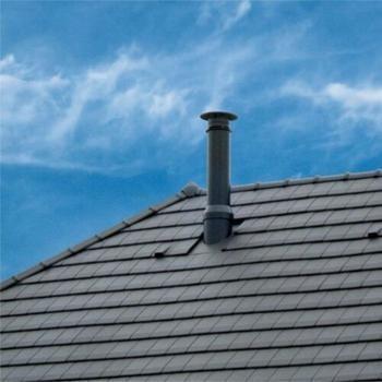 Accessoires pour les conduits de cheminée | QBasic
