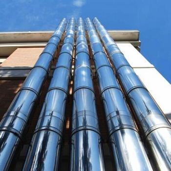 Accessoires pour les conduits de cheminée