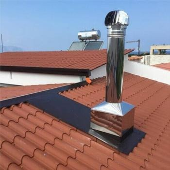 Flue cleaning